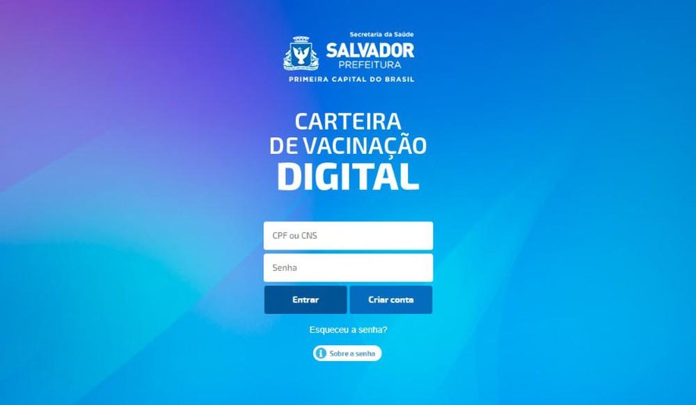 Salvador lança aplicativo de